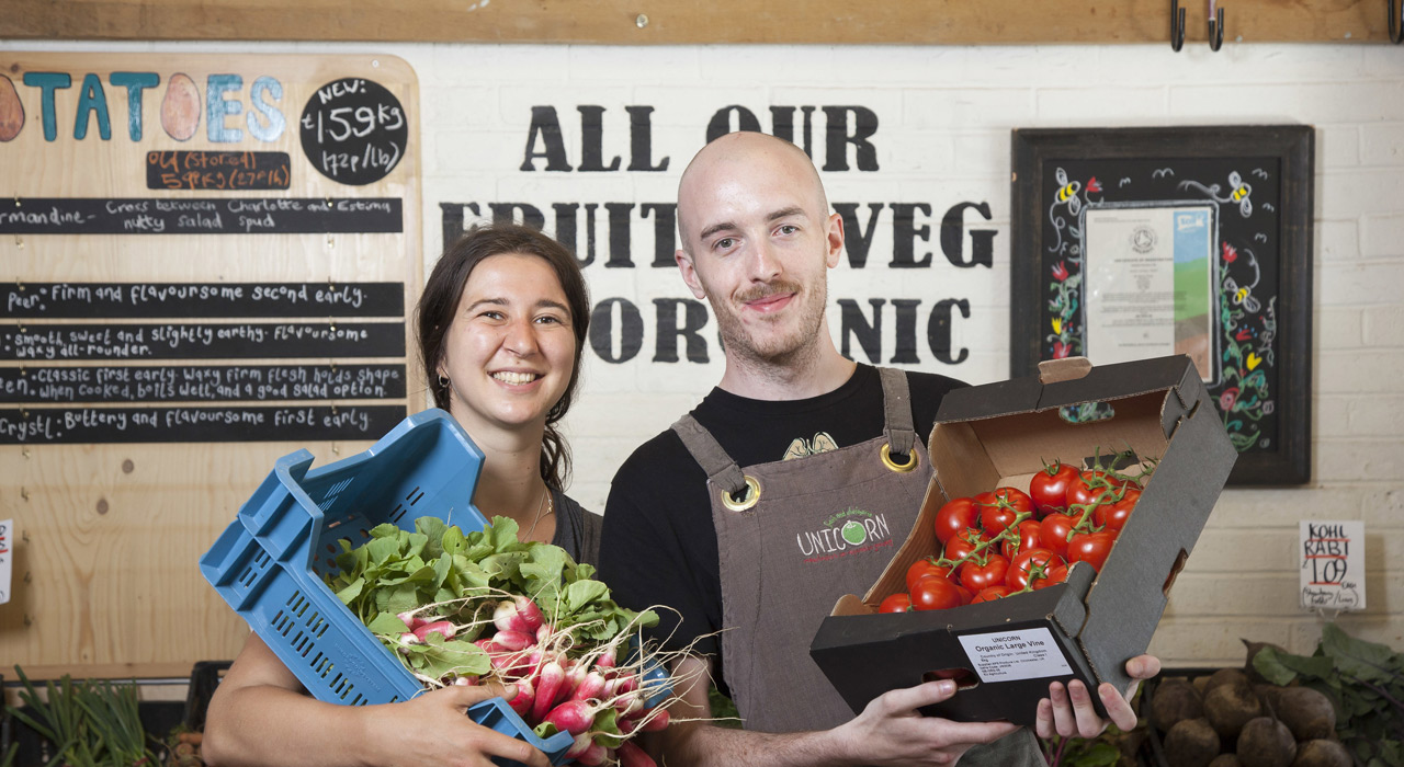 Unicorn Grocery, Manchester - organic produce & affordable wholefoods